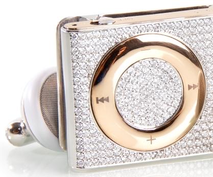 iPod shuffle Diamant